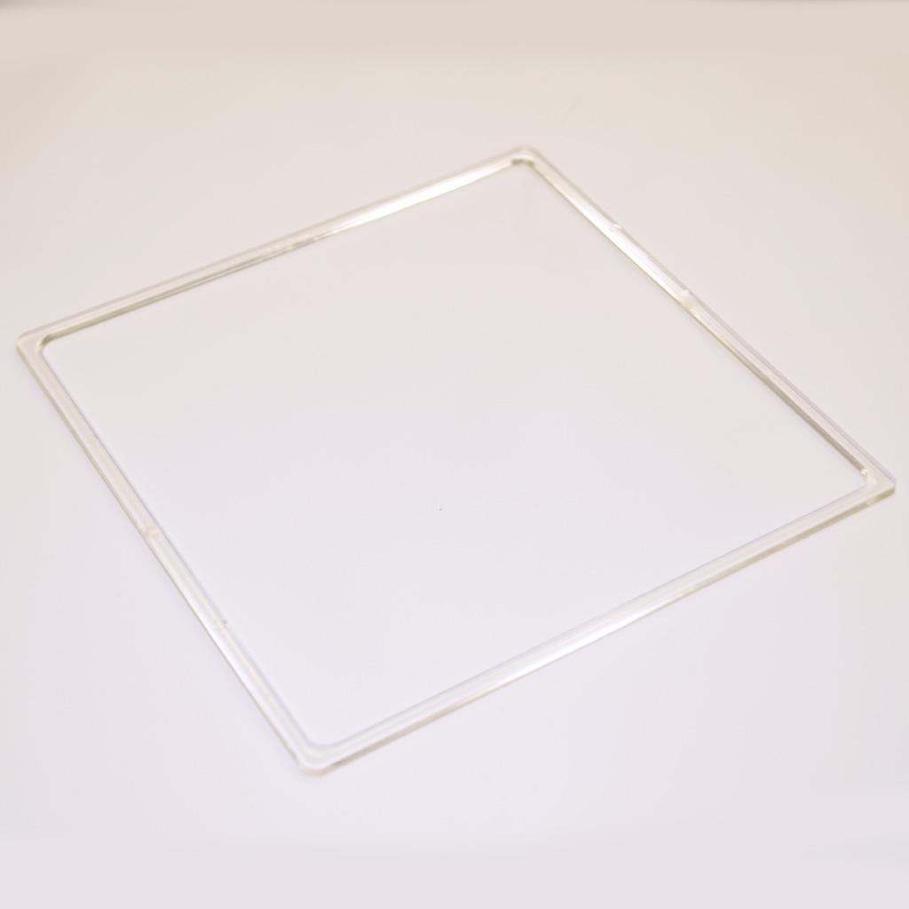 Термоквадрат прозрачный d55