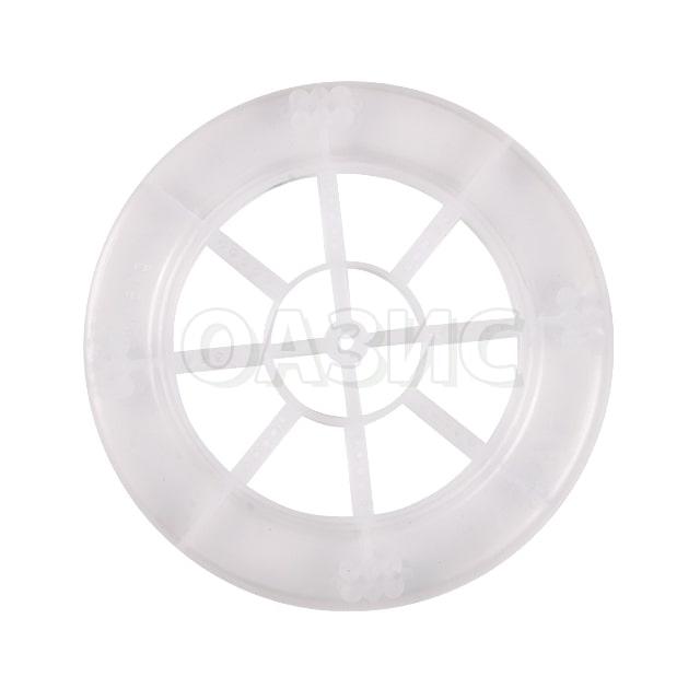 Платформа под люстру прозрачная (круг) диаметр 180
