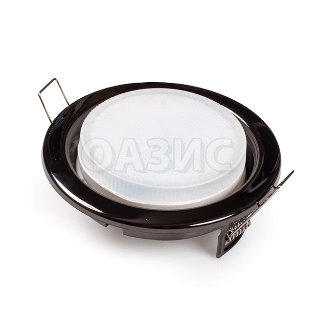 Светильник Newlight GX53 Черный Хром