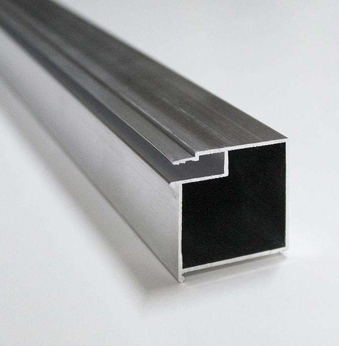 Профиль алюминиевый БП-40 2 м.